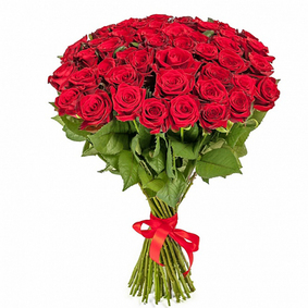 41 Red Roses Bouquet