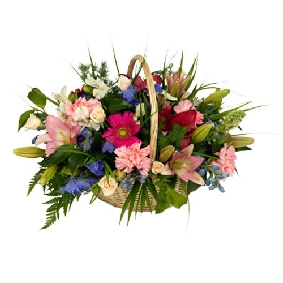 Seasonal Flowers Arrangement